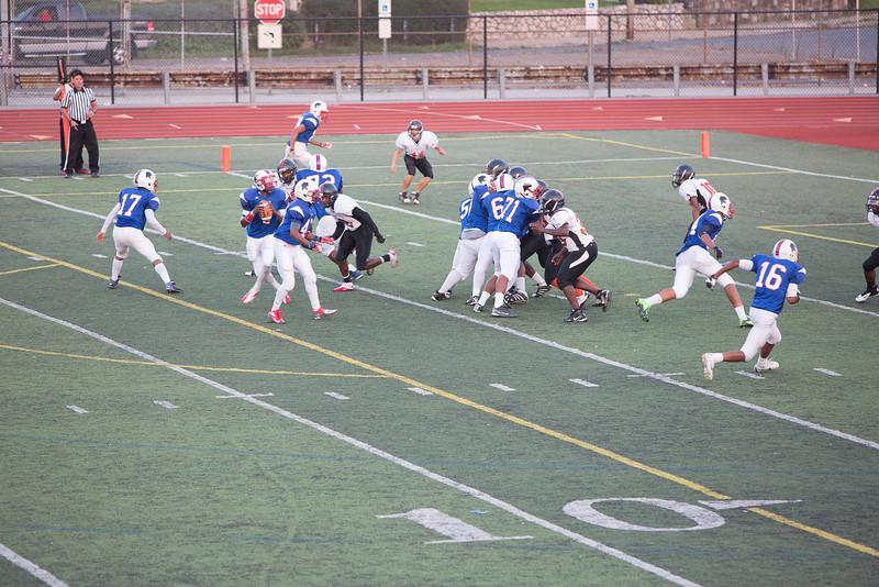 Mastbaum Football 10-25-12 NEHS-32249