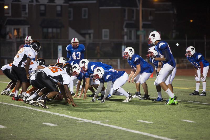Mastbaum Football 10-25-12 NEHS-32600