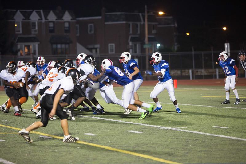 Mastbaum Football 10-25-12 NEHS-32596