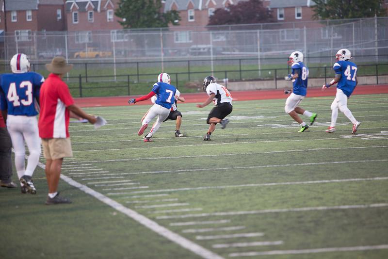 Mastbaum Football 10-25-12 NEHS-32314