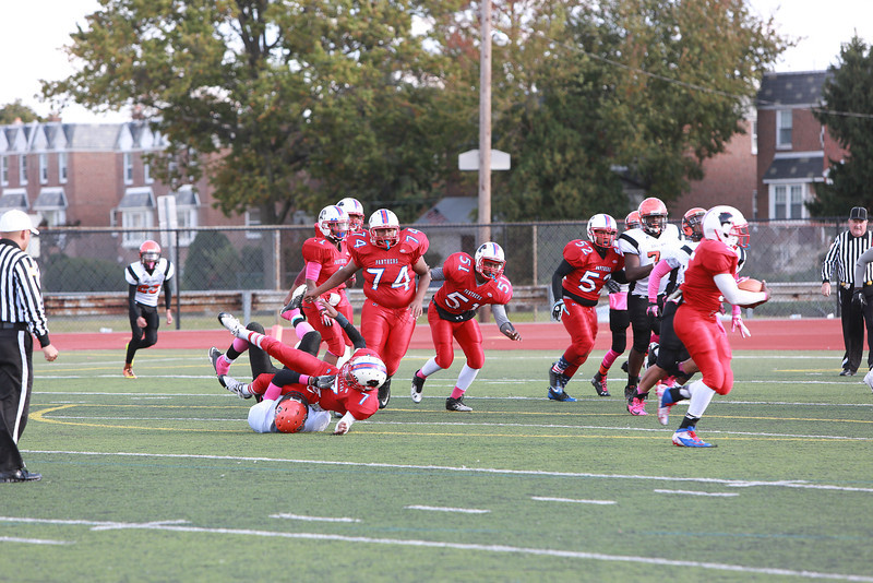 Panthers Vs Del-Val 10-25-2013-67