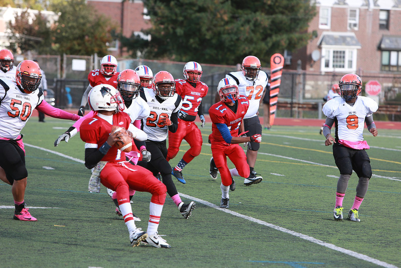 Panthers Vs Del-Val 10-25-2013-39