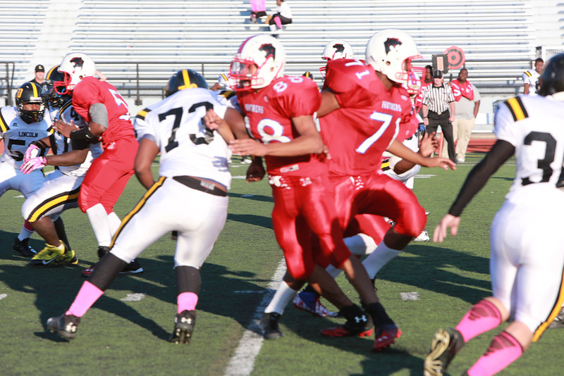 Panthers Vs Lincoln 10-17-2013-501
