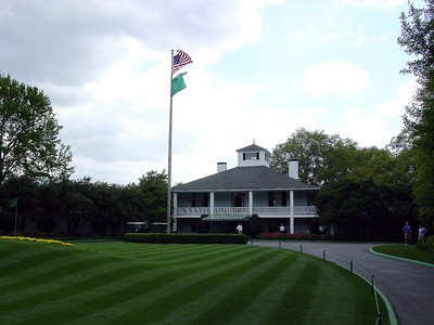 Augusta Clubhouse (front)