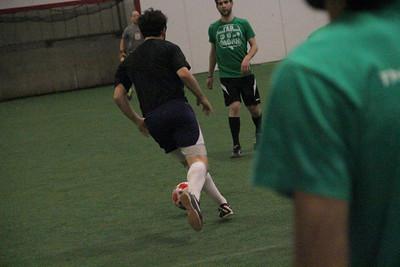 Nephew Matt Skelly's Indoor Soccer Game