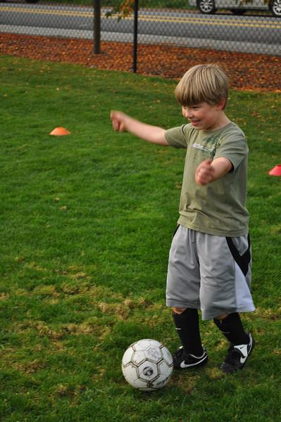Soccer Fall 2009