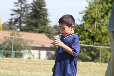 Soccer Spring 2009
