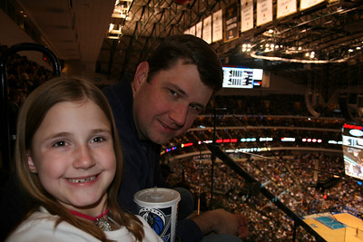 Mavericks' Game December 2010