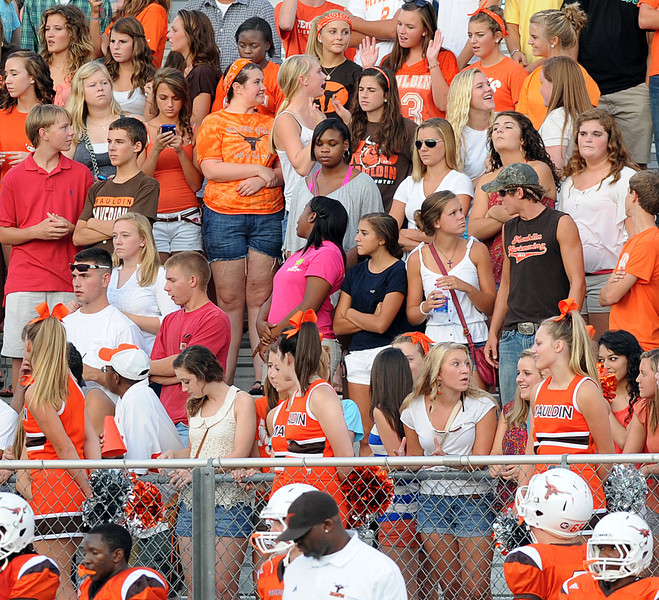 The Mauldin Mavericks played host to the Woodmont Wildcats in a Class-AAAA football game.<br /> GWINN DAVIS PHOTOS<br /> gwinndavisphotos.com (website)<br /> (864) 915-0411 (cell)<br /> gwinndavis@gmail.com  (e-mail) <br /> Gwinn Davis (FaceBook)