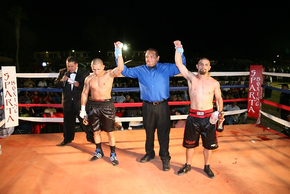 May 11, 2013 Biggest and Baddest Battle of the Badges 4