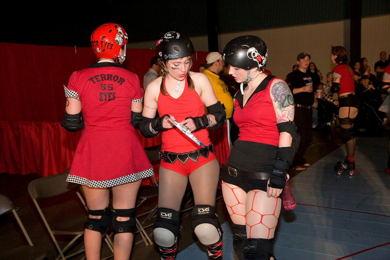 Betties-High Rollers First Half