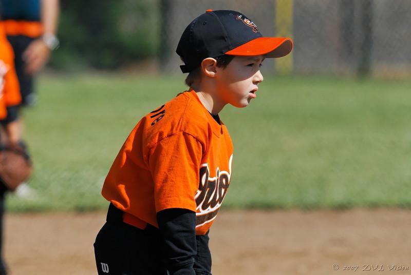 May 5, 2007 - Orioles vs. Braves