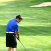 5-6-13<br /> Boys Golf Northwestern HS vs Cass HS<br /> Blaine Brutus from Northwestern HS<br /> KT photo | Tim Bath