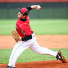 4-29-14<br /> Western vs. Taylor baseball<br /> Taylor's Noah Poe pitches.<br /> Kelly Lafferty   Kokomo Tribune