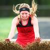 4-30-14<br /> Taylor track & field<br /> Cami Hansen in the long jump.<br /> Kelly Lafferty   Kokomo Tribune