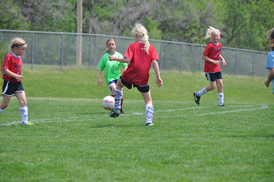 Maya's Soccer -Spring 2013