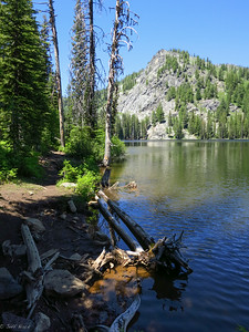 Boulder Lake, afternoon in take 2.