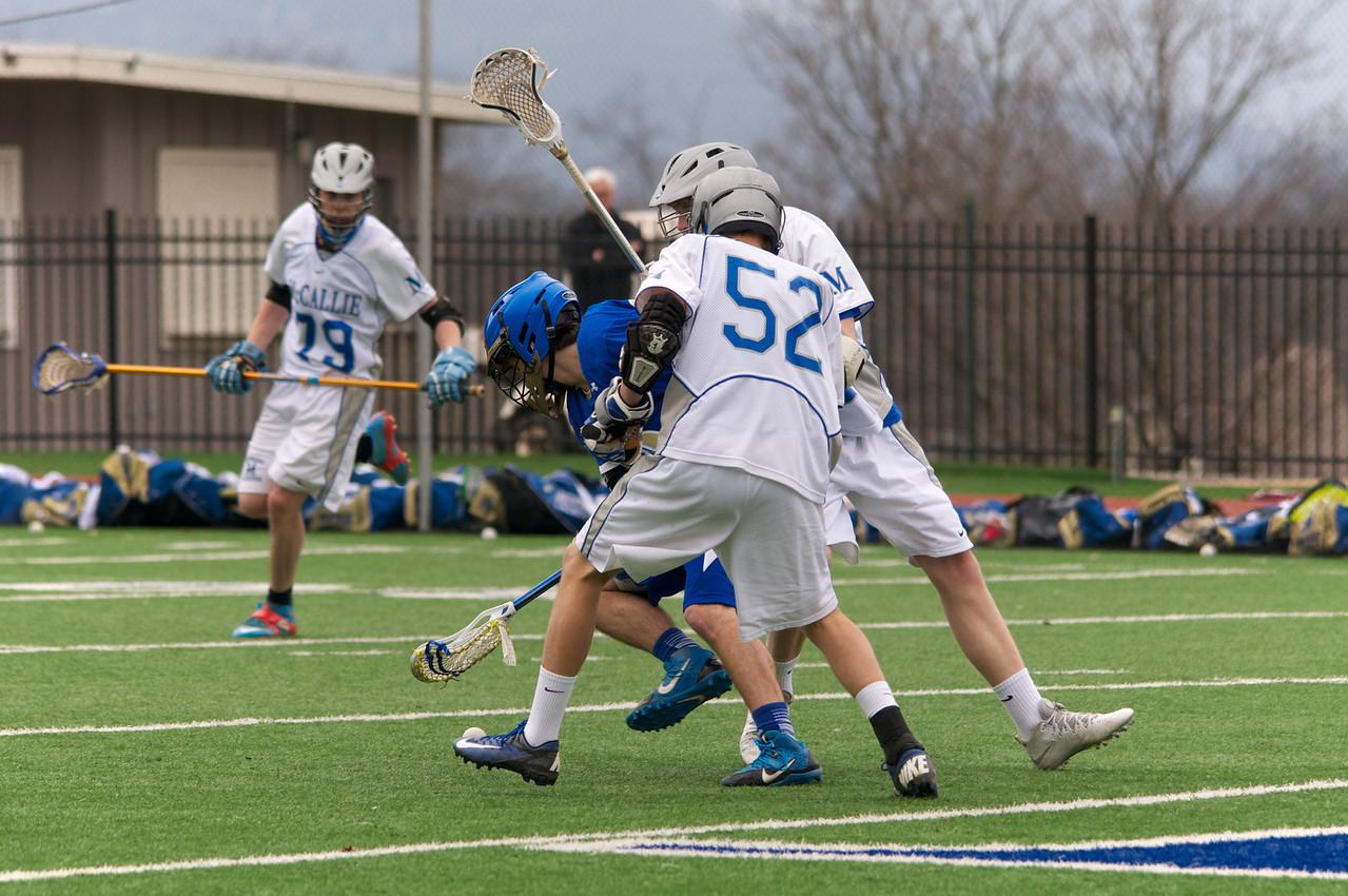 McCallie JV Lacrosse - 129