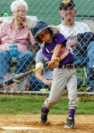 McCutchanville Baseball Tourney 2014