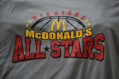 McDonald's Michiana Boys All Stars - 2018