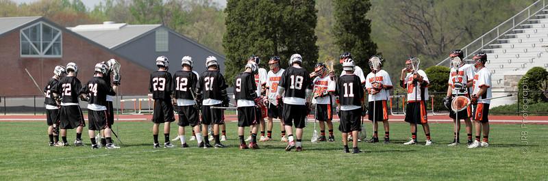 McDonogh Varsity Lax 2008