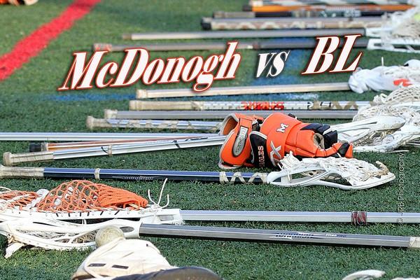 McDonogh vs BL 2007 Lax Semi-Final