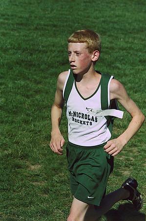 McNicholas Cross Country 2005