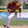 "Meads T.J. Stanchfield, #3, rounds third base and runs for home plate Saturday, April, 28th, 2012, Lyons.<br /> Photo By Derek Broussard<br /> For more photos visit  <a href=""http://www.dailycamera.com"">http://www.dailycamera.com</a>"