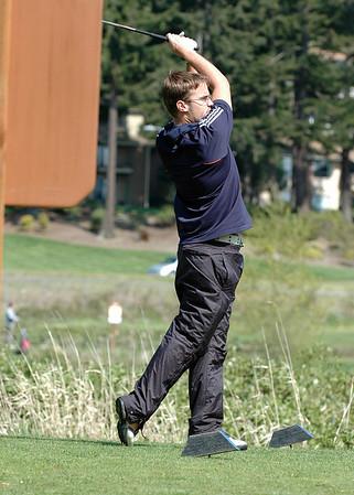 Meadowdale Boys JV Golf