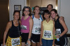 From left: Karen Khodadadi, Penny Merritt-Price, Tonya Klem, Beth Ladisla, Bob Frumkin & Lauren Woods on the morning on the ill-fated Chicago Marathon.  The 2007 Marathon was stopped due to very hot temperatures and lack of water but we still had a great time.