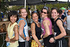 Generic cheesecake shot...Our doctor Beth Ladisla, Tonya Klem, Karen khodadadi, Penny Merritt-Price and Lauren Wood.  This was just prior to the start of the Chicago Marathon and the year they ran out of water and stopped the race.