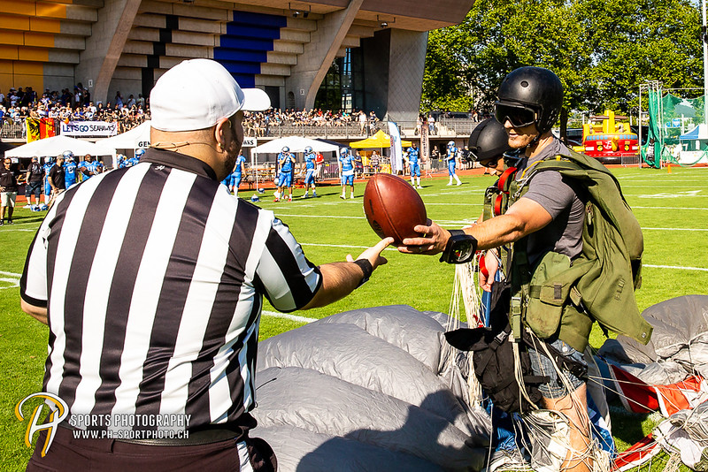 Swiss Bowl XXXIII: Calanda Broncos - Geneva Seahawks - 44:12