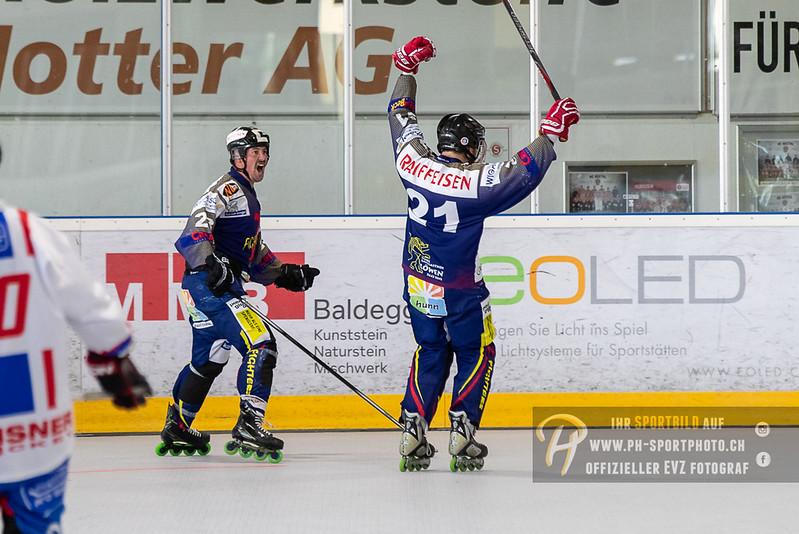 Inline Hockey 3. Liga Nord - 2019: Z-Fighters Oberrüti-Sins - Ochsner Hockey Inline Team Biel - 28-04-2019