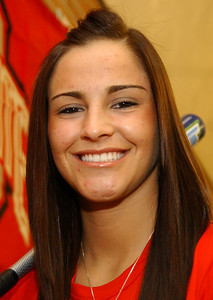 Melissa Rennie of Wellington, Ohio State softball