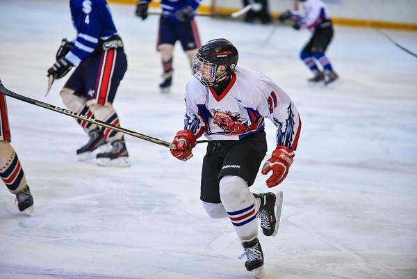 Melville Game 1 - 2015 Provincial Semis
