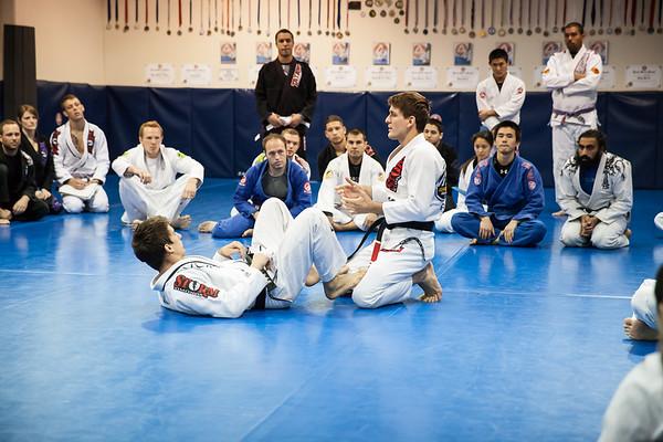 Mendes Brothers Seminar - 09/22/2012