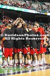 GREENSBORO, NC - Davidson defeats UNC-Greensboro 75-54 in front of record crowd.