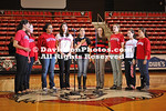 """DAVIDSON, NC - Davidson kicks off it's 2009-10 men's and women's basketball season by hosting """"A Night with the Cats'""""."""