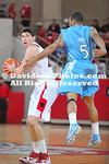 DAVIDSON, NC - Rhode Island defeats Davidson 75-65 in non-conference basketball action held at Belk Arena in Davidson, North Carolina.