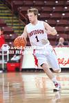 19 November 2009:   USF defeats Davidson 63-58 in the ESPN Charleston Classic held at Carolina First Arena in Charleston, SC.