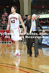 24 February 2011:  Davidson defeats Elon 83-75 in SoCon basketball action at Belk Arena in Davidson, North Carolina.