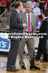 26 January 2011:  Davidson falls to The Citadel 85-75 in SoCon basketball action at Belk Arena in Davidson, North Carolina.
