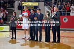 26 February 2011:  Davidson defeats UNC-Greensboro 78-67 in SoCon basketball action as the Wildcats celebrate the Men of the Lefty Driesell Years at Belk Arena in Davidson, North Carolina.