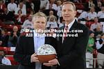29 January 2011:  Davidson upsets College of Charleston 75-64 in SoCon basketball action at Belk Arena in Davidson, North Carolina.