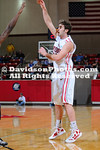 12 January 2012:  Davidson defeats Western Carolina 88-67 as Jake Cohen scores his 1000 point in SoCon basketball action at Belk Arena in Davidson, North Carolina.