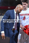 NCAA BASKETBALL:  NOV 04 Belmont Abbey at Davidson