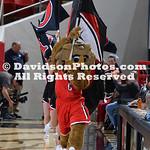 NCAA BASKETBALL:  FEB 08 George Mason at Davidson