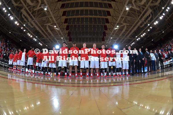NCAA BASKETBALL:  DEC 28 Hartford at Davidson