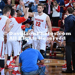 NCAA BASKETBALL:  DEC 21 Jacksonville at Davidson