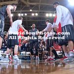 NCAA BASKETBALL:  FEB 03 Rhode Island at Davidson